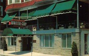 Atlantic City NJ Hot Water Gap 90 Rooms 65 Baths & Apartments Postcard