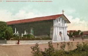 CA - San Francisco, Mission Dolores