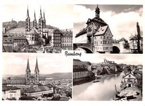 Bamberg Germany Dom v Osten Altes Rathaus Bamberg Dom v Osten Altes Rathaus