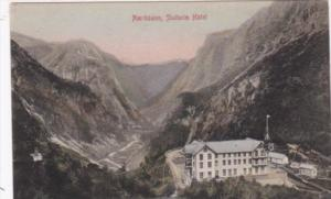 Norway Naerodalen Stalheim Hotel Panorama