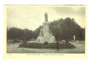 Estatua Dean Funes, Cordoba, Republica Argentina, 1910-1920s