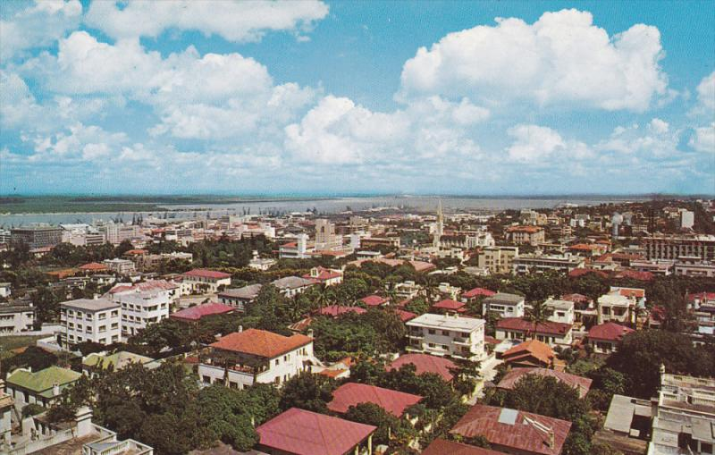 Lower Town , LOURENCO MARQUES, Mozambique , 40-60s