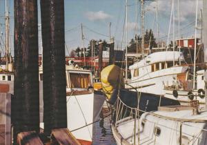 Boat Harbour , WESTVIEW , B.C. , Canada , 50-70s