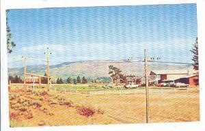 Grasslands Hotel, Merritt, B.C., Canada, 40-60s