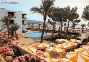Spain H. Princesa Puerto de Alcudia Mallorca