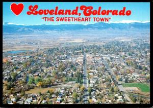 Colorado Loveland Panoramic View