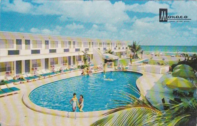 Florida Miami Beach The Monaco Resort Hotel Swimming Pool