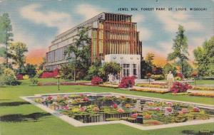Jewel Box Forest Park Saint Louis Missouri