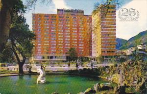 Colombia Bogota Hotel Tequendama