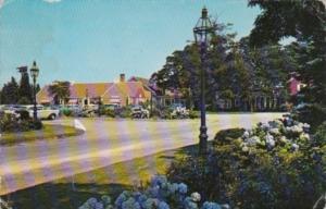 Massachusetts Cape Cod Falmouth The Coonamessett Inn 1968