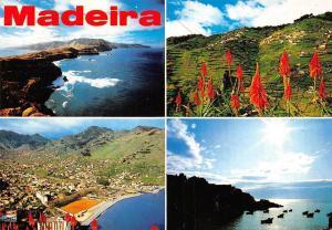 Portugal Madeira multiviews, Some views of Madeira 1993