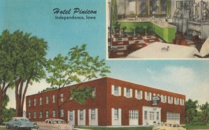 INDEPENDENCE , Iowa , 1930-40s ; Hotel Pinicon