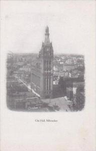 Wisconsin Milwaukee City Hall