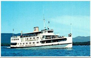 New Hampshire Lake Winnipesaukee Motor Vessel Mount Washington