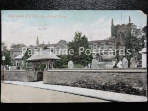 c1908 - Edgbaston Old Church, Birmingham