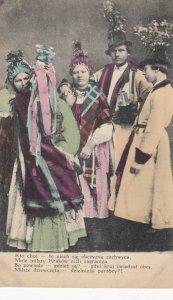 POLAND , 00-10s ; Native Folks