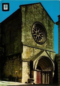 CPM Santarem L'Eglise de Saint-Jean de l'Alporao PORTUGAL (750786)