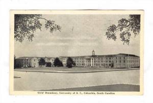 Girl's Dormitory , University of South Carolina , Columbia, South Carolina, P...