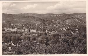 RP, General View, Esslingen am Neckar, Baden-Wurttemberg, Germany, 1920-1940s