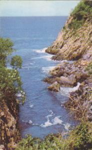 Mexico Acapulco Panorama