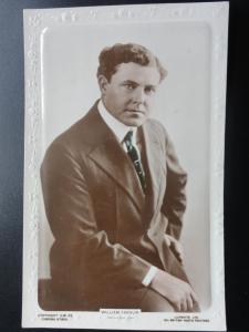 Actor: William Farnum - Studio Portrait STAR PICTURE STAR - Old RP Postcard