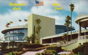 California Inglewood Hollywood Park Race Track