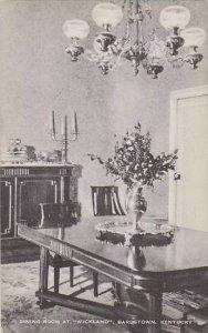 Kentucky Bardstown Dinning Room At Wickland Artvue