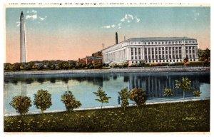 Washington D.C.   New Bureau of Printing and Engraving