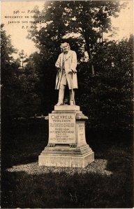 CPA Paris 5e-Monument de Chevreul (323666)