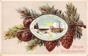BG4001   weihnachten   christmas   germany  greetings