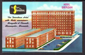 Hotel Sheridan,Minneapolis,MN