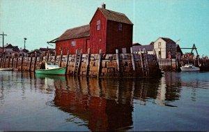 Massachusetts Rockport Motif Number One