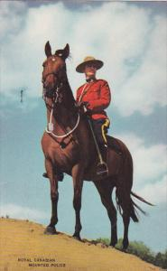 Canada Royal Canadian Mounted Police 1954