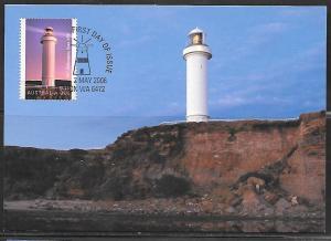 2006 Australia Lighthouse, Wollomgong Head NSW