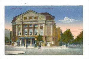 Magdeburg , Germany,  00-10s ZENTRAL - THEATER