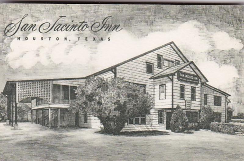 Texas Houston San Jacinto Inn