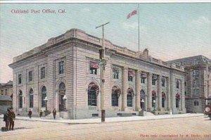 California Oakland Oakland Post Office