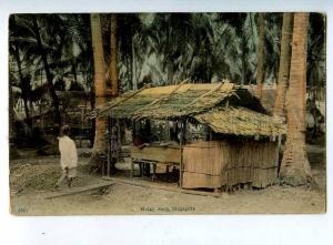 203099 SINGAPORE MALAY Shop Vintage tinted #60 postcard