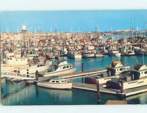 Unused Pre-1980 BOAT MARINA San Diego California CA hn2818-12