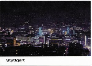 Germany. Stuttgart. Mint card.