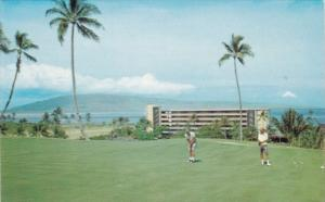 Kaanapali Beach Hotel & Golf Course Kaanapali Maui Hawaii