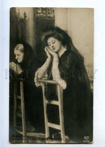 206921 PRAY Dream Church BELLE by STETTEN Vintage SALON 1910