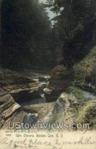 Glen Obscura Watkins Glen NY 1909