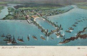 JAMESTOWN Exhibition , Virginia , 00-10s ; Great White Fleet