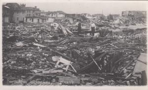 RP: Cyclone Damage , REGINA , Sask., Canada , 1912 ; View #10
