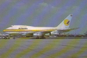 Air NamibaV5 SPF B747SP