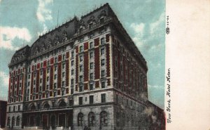 Hotel Astor, Manhattan, New York City, Early Postcard, Unused