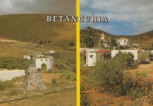 Betancuria Fuerteventura Postcard