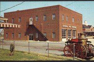 Maryland Crisfield Fire Department CRISFIELD Antique Steam Pumper - Chrome