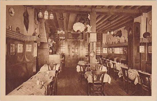 Auberge Du Pere Louis , Paris , France , 1910-20s